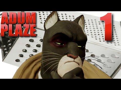 Adum Plaze: Blacksad: Under the Skin (Part 1)