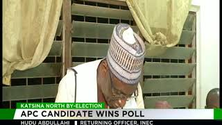 APC candidate wins Katsina north by-election