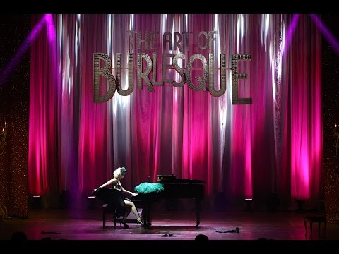 The Art Of Burlesque, Casino Du Liban , Beirut