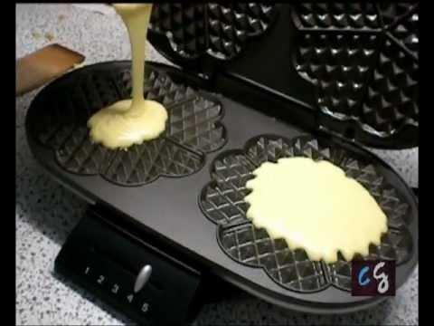 Image Result For Receta Pasta Waffles