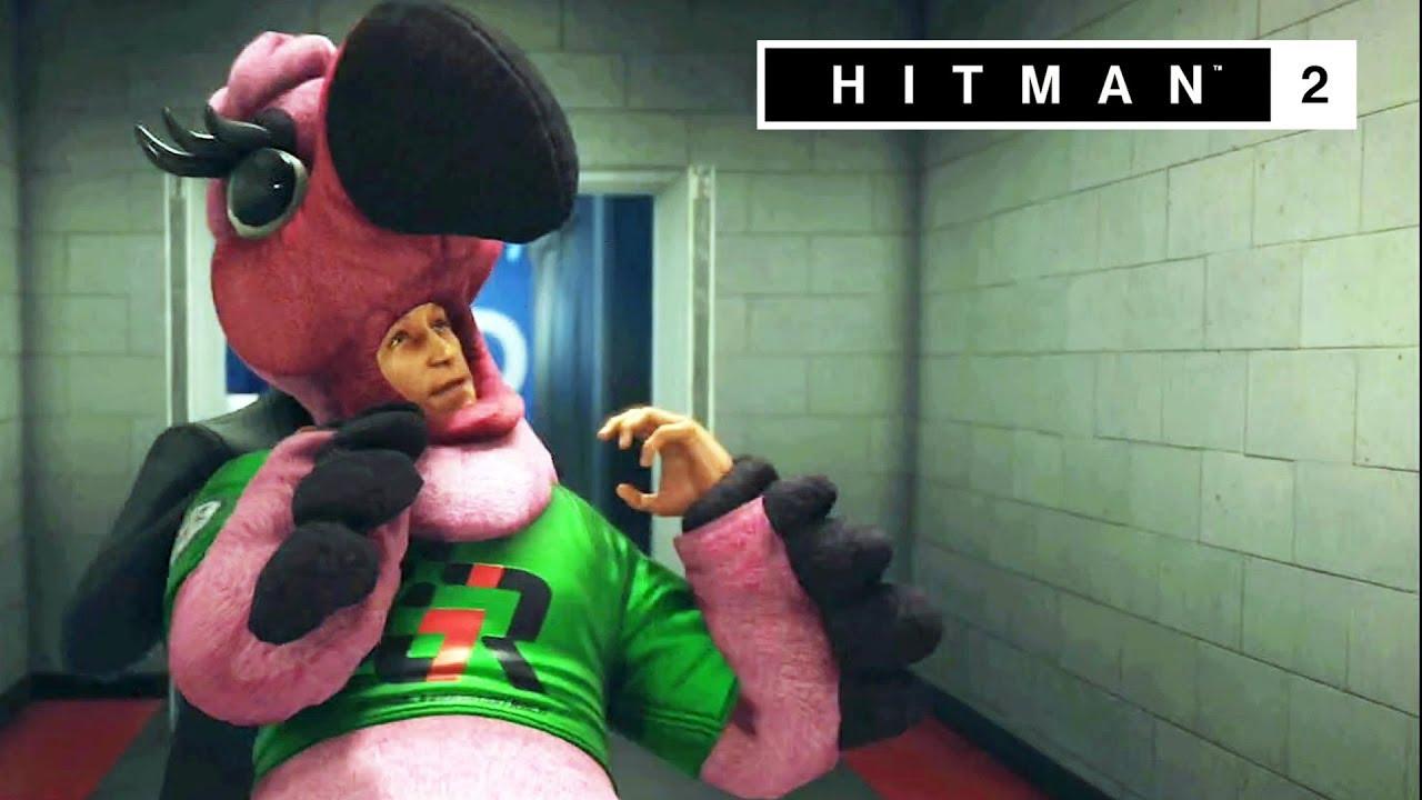 HITMAN 2 - Gameplay do Jogo na Build da E3 2018!