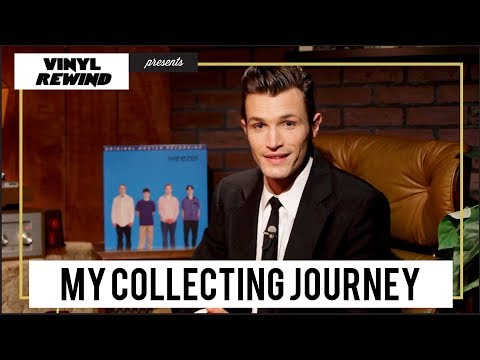 My Collecting Journey - A Vinyl Rewind Special