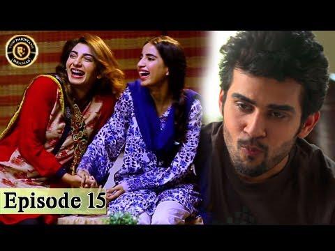 Mubarak Ho Beti Hui Hai  – Episode – 15 – Saima noor & Sajid Hassan – Top Pakistani Drama