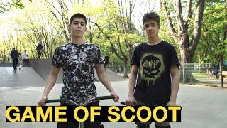 Game of SCOOT: Radu vs. Stefan