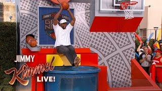 Sink it or Swim with Metta World Peace