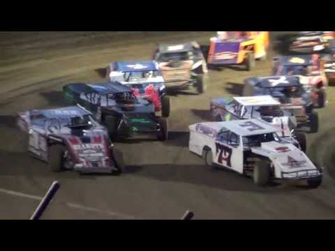 Modified Feature 5-30-14  Gas City Speedway (AARON ORR)