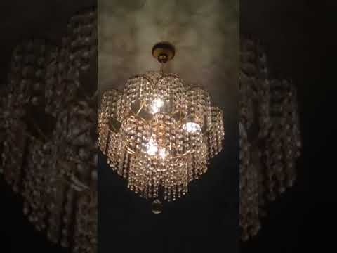Worlds most expensive chandelier youtube worlds most expensive chandelier aloadofball Gallery