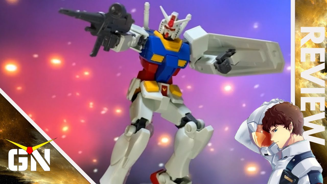 A Lot Of Bang For Your Buck Entry Grade RX 78 2 Gundam | REVIEW