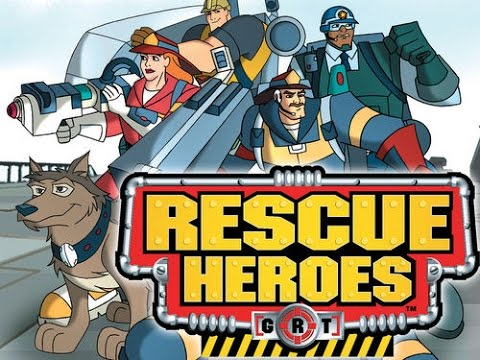 Rescue Heroes - Houston, We Have A Problem