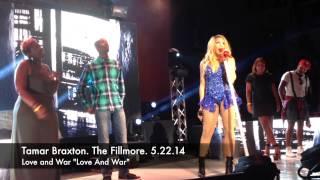 Tamar Braxton at The Fillmore, Silver Spring, MD 5.22.14