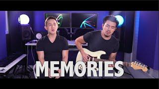 Memories Maroon 5 Jason Chen x Joseph Vincent.mp3