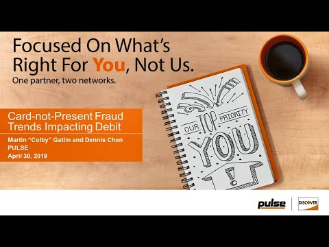 Card Not Present Fraud Trends Impacting Debit