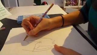 How to Draw: Barney Rubble Flintstone