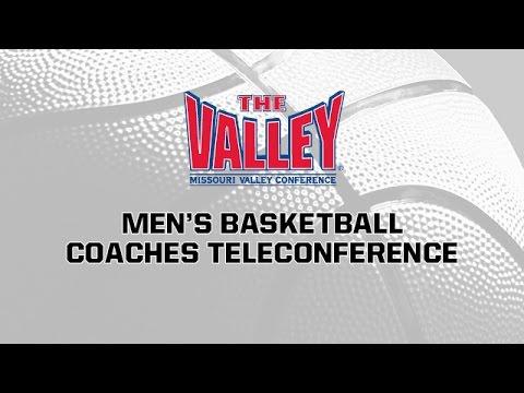 Men's Basketball Coaches Teleconference - Postseason