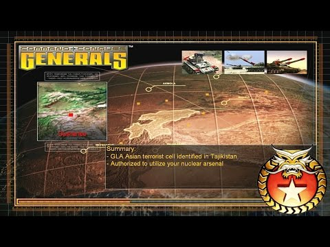 Command & Conquer : Generals - China Mission 7 (Brutal)