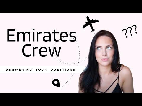 EMIRATES CABIN CREW    10 QUESTIONS