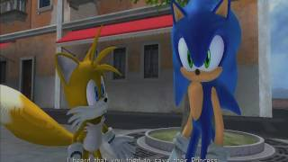 Sonic the Hedgehog (PS3) Sonic
