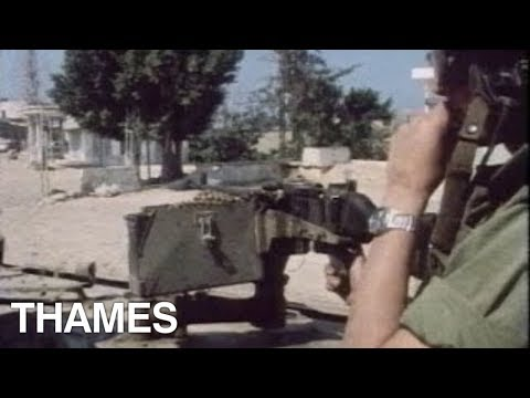 Lebanon | Israel | Conflict |TV Eye | 1985