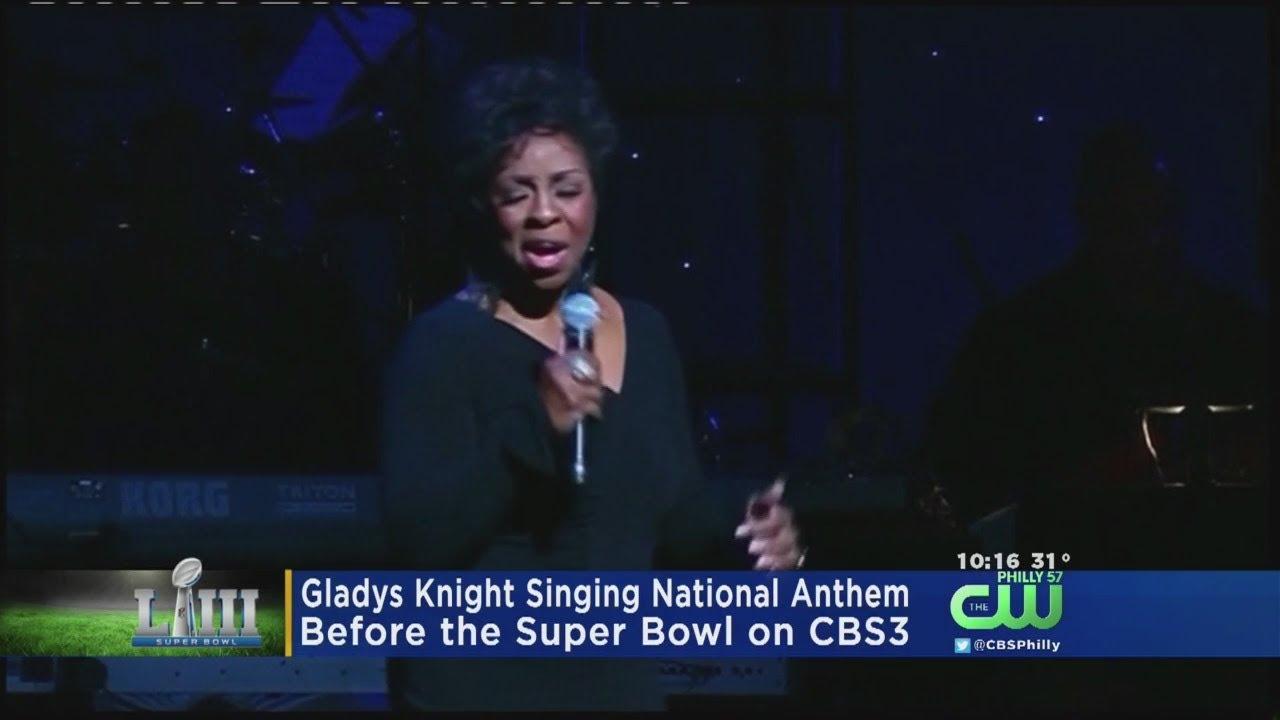 Super Bowl 53: Gladys Knight To Sing National Anthem - YouTube