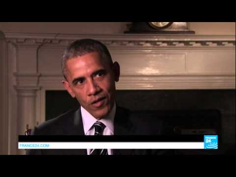 US - President Praises The HBO Series The Wire