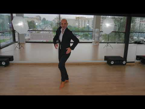Mambo Basic Step for the beginner - Captain Salsa