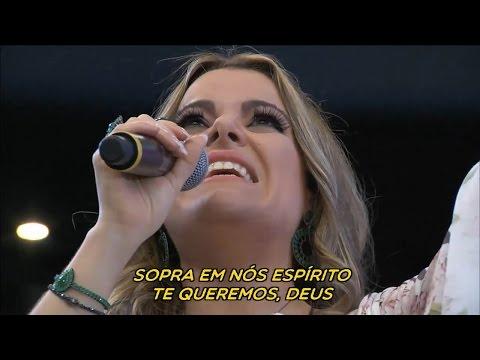 """QUE SE ABRAM OS CÉUS (Let the Heavens Open) - Ana Paula Valadão Bessa """"live"""""""