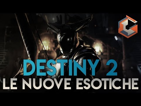 Destiny 2  Le Nuove ESOTICHE de i Rinnegati (Forsaken DLC) thumbnail