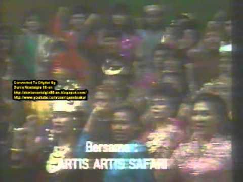 All Artis Safari - Bapak Kami Soeharto (Original Video)