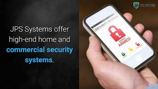 Security Systems Kent & London |  Home & Commercial | JPS Systems