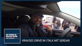 Krauses Drive-in – Talk mit Serdar Somuncu