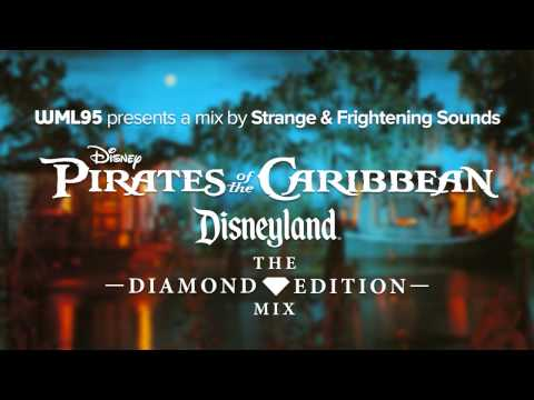 Pirates of the Caribbean: Full 2006 Attraction Mix (Disneyland)
