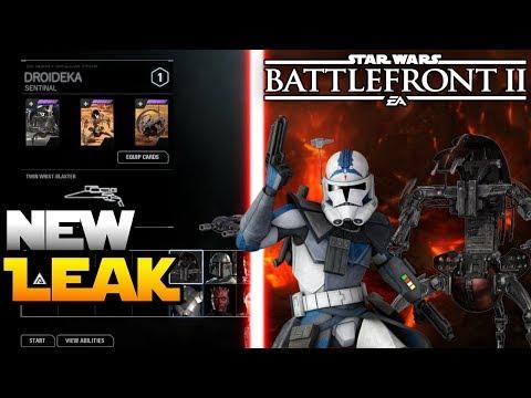 New Reinforcements Coming? Famous Leaker Returns - Star Wars Battlefront 2 thumbnail