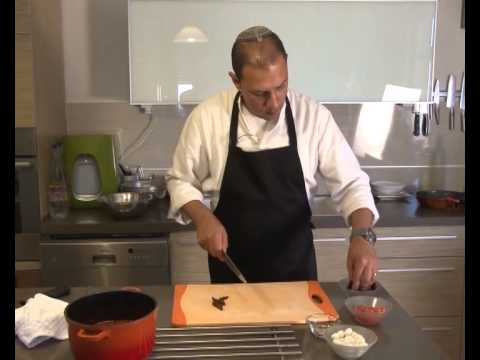 פינת הבישול עם יוסי בן דיין - לזנייה