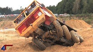 Truck Trial Bohemia 2014 - 'KUNSTAT'