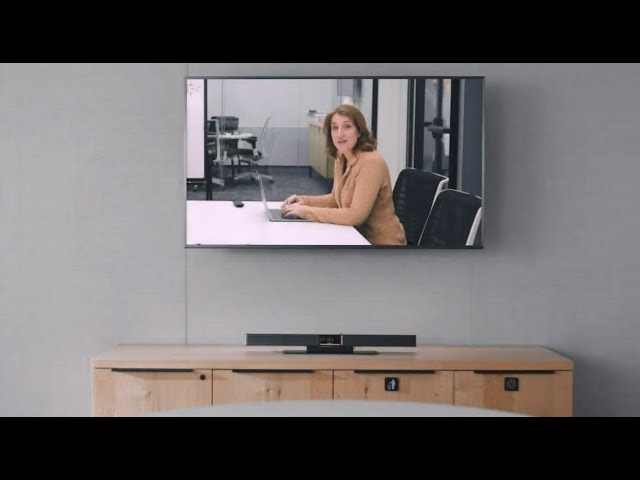 One Single Conferencing Product - Bose VB1