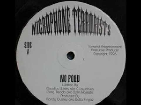 Microphone Terrorists - No Food