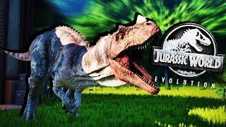 CARNIVORE ATTACKS and Building the Jurassic Park! - Jurassic World Evolution Gameplay