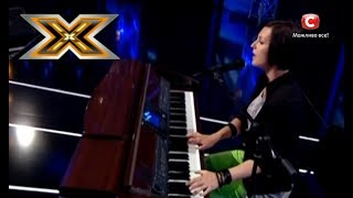 Rihanna - Drunk on love (cover version) - The X Factor - TOP 100