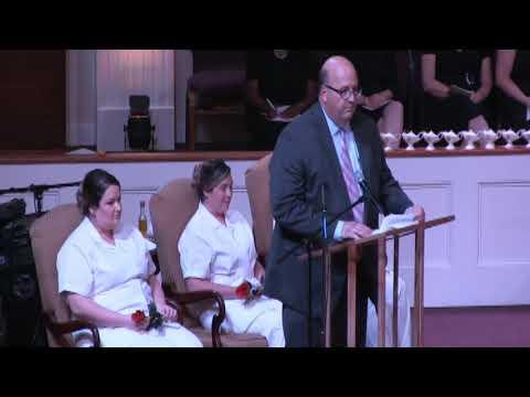 Nursing Pinning Ceremony - Sampson Community College
