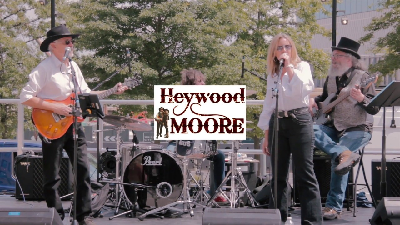 Live At Television Centre   Heywood Moore HD 1080p