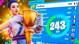 How I WON The Solo CASH CUP 👑 | Rz Sloww