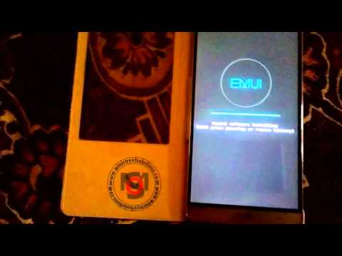 Huawei Mate7 MT7 TL10 Lollipop Upgrade Middle East