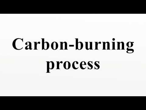 Carbon burning process