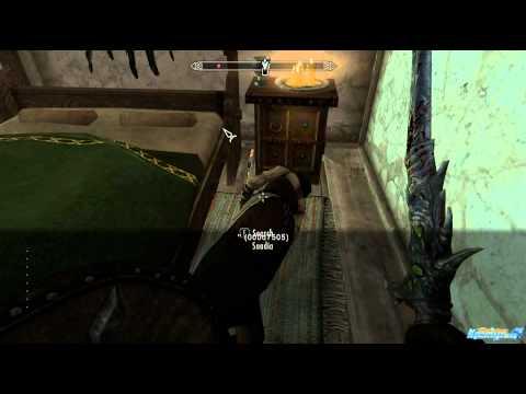 Skyrim: How To Revive A Dead NPC