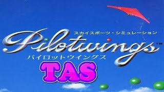 コメ付き パイロットウイングス スーパーファミコン 【TAS】