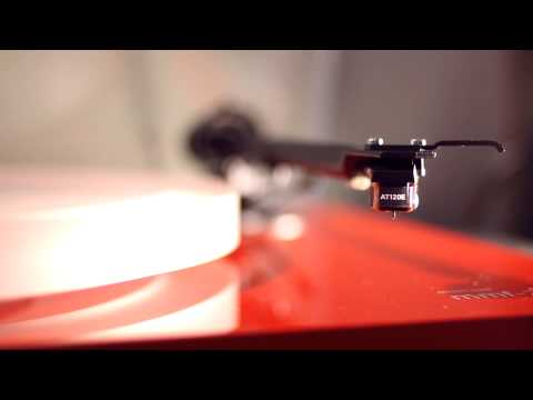 Audio Technica AT120E Cartridge Review