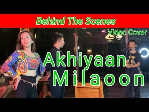 Behind The Scenes Akhiyaan Milaoon | Sanjay Kapoor | Madhuri Dixit | Ria Prakash