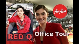 Video AirAsia REDQ Office tour feat. Pia Wurtzbach (New Airasia Ambassador) download MP3, 3GP, MP4, WEBM, AVI, FLV Agustus 2018