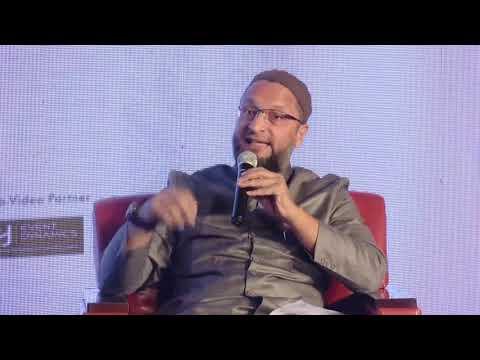 Panchshil's Words Count 2019 | Asaduddin Owaisi in conversation with Prafulla Ketkar