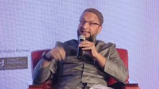 Panchshil\'s Words Count 2019 | Asaduddin Owaisi in conversation with Prafulla Ketkar